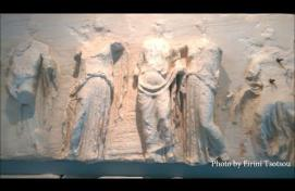 Embedded thumbnail for Hekate on the temple of Athena Nike