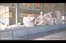Embedded thumbnail for Hekate on the Parthenon of Acropolis